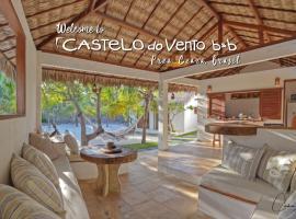 Pousada Castelo Do Vento, Prea (Caiçara yakınında)