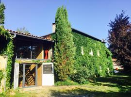 Magnificent Renovated Farmhouse, Anneyron (рядом с городом Saint-Romain-d'Albon)