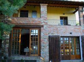 Casa al Colletto, Lucca
