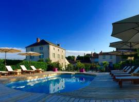 Maison hirondelles, Mézières-sur-Issoire (рядом с городом Nouic)