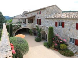 Chambres d'hôtes de Charme La Bastide Du Vigneron, Saint-Maurice-d'Ibie