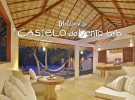Castelo Do Vento, Holiday Home, Prea-Jericoacoara Brasil, Córguinho (Caiçara yakınında)