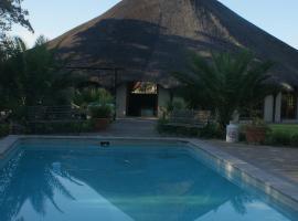 Xain Quaz Camp, Gobabis