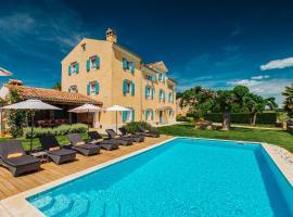 Villa Stanzia Cocci, Бртонигла (рядом с городом Buroli)