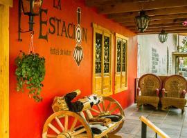 Hotel La Estacion, Creel