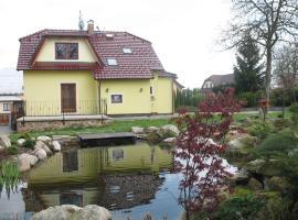 Holiday home in Chotoviny/Südböhmen 1490, Chotoviny