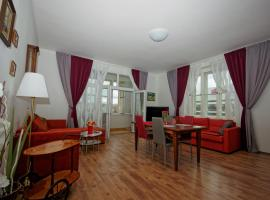 Spacious Prague View Apartment