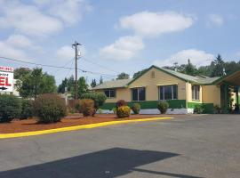 Safari Inn Motel, Winston