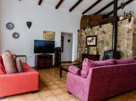 Casa El Bosque, Педросо-де-Асим (рядом с городом Гримальдо)