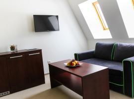 Hotel Belaria Resort, Hradec nad Moravici (Staré Těchanovice yakınında)