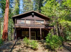1S Cecil's Cabin, South Wawona