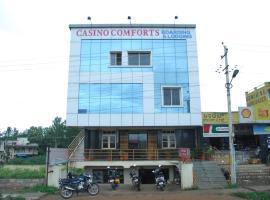 Hotel Casino Comfort, Hassan (рядом с городом Alūr)