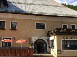 Gasthof zur Post, Аннаберг