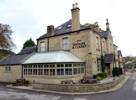 Grouse & Claret by Marston's Inns, Matlock