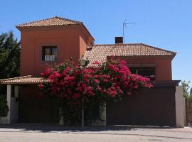 Las Golondrinas Rooms, Guillena (Gerena yakınında)