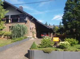 Ferienwohnung Virginija, Ditscheid (Anschau yakınında)