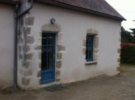 Gite de Marcureau, Louchy-Montfand