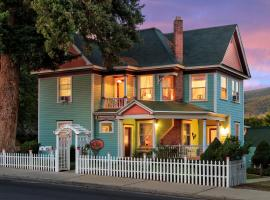 Roseberry House Bed & Breakfast, Susanville