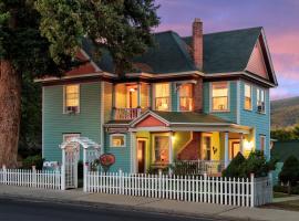 Roseberry House Bed & Breakfast, Susanville