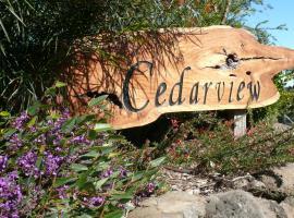 Cedarview Bed & Breakfast, Beechmont (Darlington yakınında)