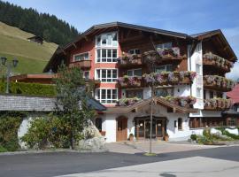 Hotel Alpenstüble, Миттелберг