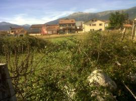 Parque Sierra Norte, Rascafría (Oteruelo del Valle yakınında)