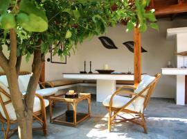 Amaryllis Holiday Home, Agios Spiridon Fokidas (рядом с городом Spilia)