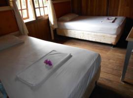 Marina Anyer Villa & Resort, Pantai Anyer (рядом с городом Kareo)
