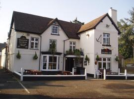 Anchor Inn Fladbury, Fladbury (Pershore yakınında)