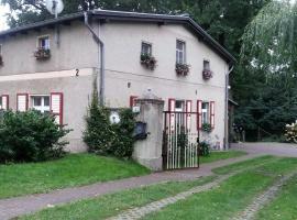Ferienwohnung Siebmann, Neuruppin (Altfriesack yakınında)