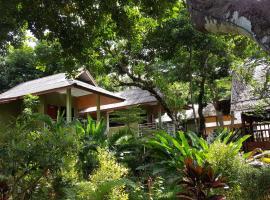 Khao Sok Jungle Huts Resort