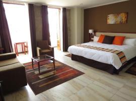 Hotel Anunciada, Baiona