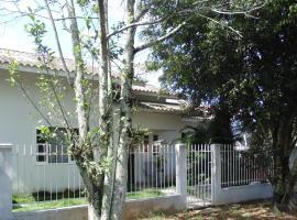 Casa na praia, Porto Belo