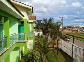 Pantanal Norte Hotel, Cuiabá (Barra do Aricá yakınında)