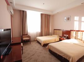 Kuxiqi Hotel, Xilinhot, Xilinhot (Xilin Hot yakınında)