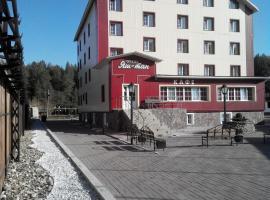 Hotel Yash-Tan, Abzakovo