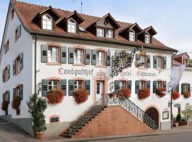 Flair Hotel Schwanen, Bad Bellingen