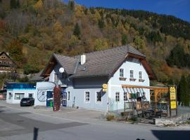 Gasthof zum Postwirt, Predlitz (Ramingstein yakınında)