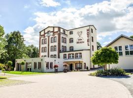 Alte Mühle Hotel & Restaurant, Rödental (Lautertal yakınında)