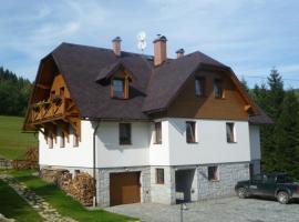 Apartmany Kolb, Ostružná (Ramzová yakınında)