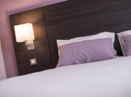 Hotel Eurocentre 3* Toulouse Nord, Castelnau-d'Estrétefonds (рядом с городом Saint-Jory)
