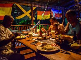 Tapir Hostel Lodge, Hacienda Tres Amigos