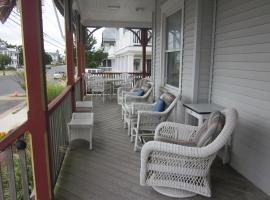Sealark Bed and Breakfast, Avalon (in de buurt van Stone Harbor)