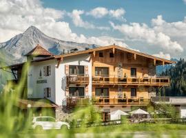 Hotel Bergkristall, Hippach