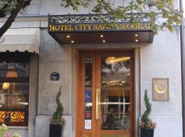Hotel City Savoy, Belgrade