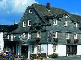 Gasthof Röhrig, Schmallenberg (Jagdhaus yakınında)