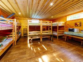 Hostel in Kachanovichi, Nyasvizh (Kapyl' yakınında)