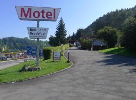 Motel Sihlbrugg, Zug (Kappel am Albis yakınında)