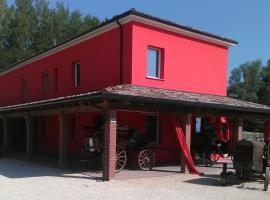 All'Antica Ruggine, Alseno (Fiorenzuola d'Arda yakınında)