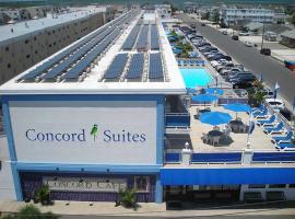 Concord Suites, Avalon